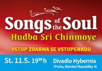 Songs of the Soul - mírový koncert meditativní hudby