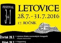 Festival 3+1 Letovice