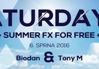 Saturday FX For Free - Biodan a Tony M