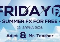 Friday FX For Free - Adlet, Mr. Teacher