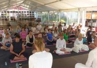 Kurz meditace Vipassana ve Žlutých lázních