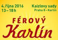 Férový Karlín - první férové trhy v Praze 8