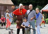 Husitské rodinné víkendy na Housově mlýně aneb Patero dovedností malého rytíře
