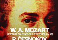W. A. Mozart: Vesperae solennes de confessore / P. Česnokov - Všenoščnoje bděnije