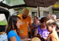 Dobrovolníkem na Ukrajině 2016