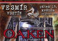Oaken + Blues For The Redsun + War Reporter + Sklon K