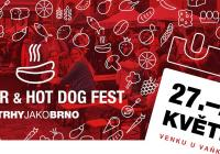 Trhy jako Brno - Burger & Hot Dog Fest