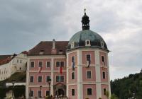 Zámek a hrad Bečov nad Teplou