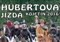 Hubertova jízda Kojetín 2016