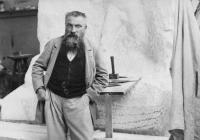 Auguste Rodin (1840 - 1917) - Příběh dvou kreseb