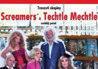 Travesti skupiny Techtle Mechtle a Screamers s pořadem Videopůjčovna