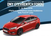 Dny otevřených Fordů