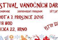Festival vánočních dárků