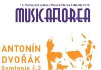 Musica Florea | Antonín Dvořák: 2. symfonie - novodobá premiéra