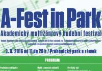 Akademický multižánrový festival, A-fest in Park