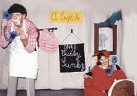 Divadlo pro děti: O chytré kmotře lišce