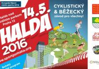 Sportovně-benefiční akce Halda 2016