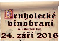 6. ročník Drnholeckého vinobraní s otevřenými sklepy