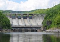 Vodní přehrada Slapy, Slapy