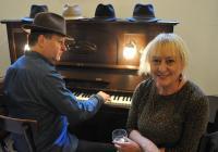 Recitál Jakuba Zahradníka s herečkou Hanou Müllerovou