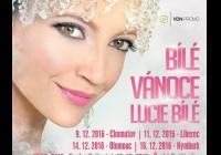 Bílé Vánoce Lucie Bílé i v Olomouci