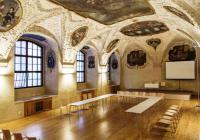 Barokní refektář dominikánského kláštera v Praze, Praha 1