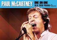 Paul McCartney v Praze