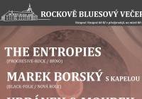 Rockově-bluesový večer v klášterním kostele