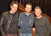 Koncert ArtCafé - Robert Balzar Trio & Gabriele Mirabassi