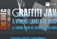 3. výročí Labelu de Mimo + Street art graffiti jam