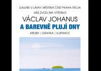 A barevně plují dny - Václav Johanus
