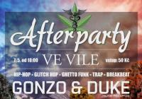 Afterparty ve VILE - MMM 2016