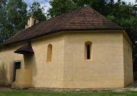 Zámecký kostelík Nejsvětější trojice, Pluhův Žďár