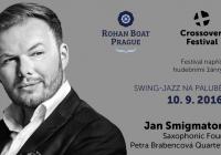 Jan Smigmator vystoupí na akci Swing-jazz na palubě!