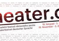 Pražský divadelní festival německého jazyka 2016