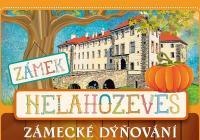 4. ročník Zámeckého dýňování na zámku Nelahozeves