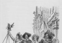Zážitek ve stylu Tří mušketýrů - příběhy rapíru a pláště
