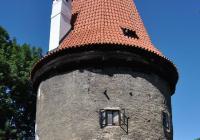 Středověká věž, Český Krumlov
