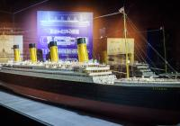 Výstava Titanic v Praze