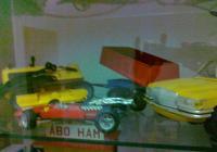 Výstava hraček Evropa a Asie ze 70.let