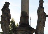 Mariánský sloup v Dačicích, Dačice