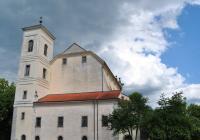 Kostel Nejsvětější Trojice, Klášter