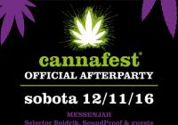Cannafest 2016 Official Afterparty v Centrále