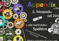 Appendix - vokální projekt - poprvé v Praze