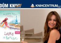 Světoznámá spisovatelka Alexandra Potter představí v Knihcentru Lásku z Paříže