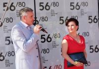 Autogramiáda moderátorů Zlín Film Festivalu