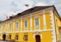 Moravská galerie v Brně - Rodný dům Josefa Hoffmanna, Brtnice