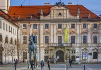 Moravská galerie v Brně - Místodržitelský palác, Brno