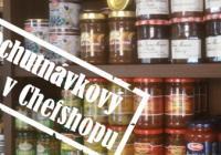 Ochutnávkový den s Chefshop.cz