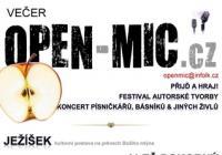 Festival autorské tvorby   OPEN-MIC.cz   Přijď a hraj!
